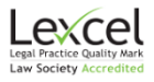 Lexcel Quality Mark